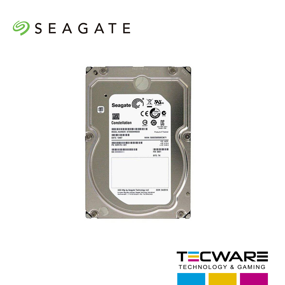 DISCO DURO INTERNO SEAGATE 2TB CONSTELLATION