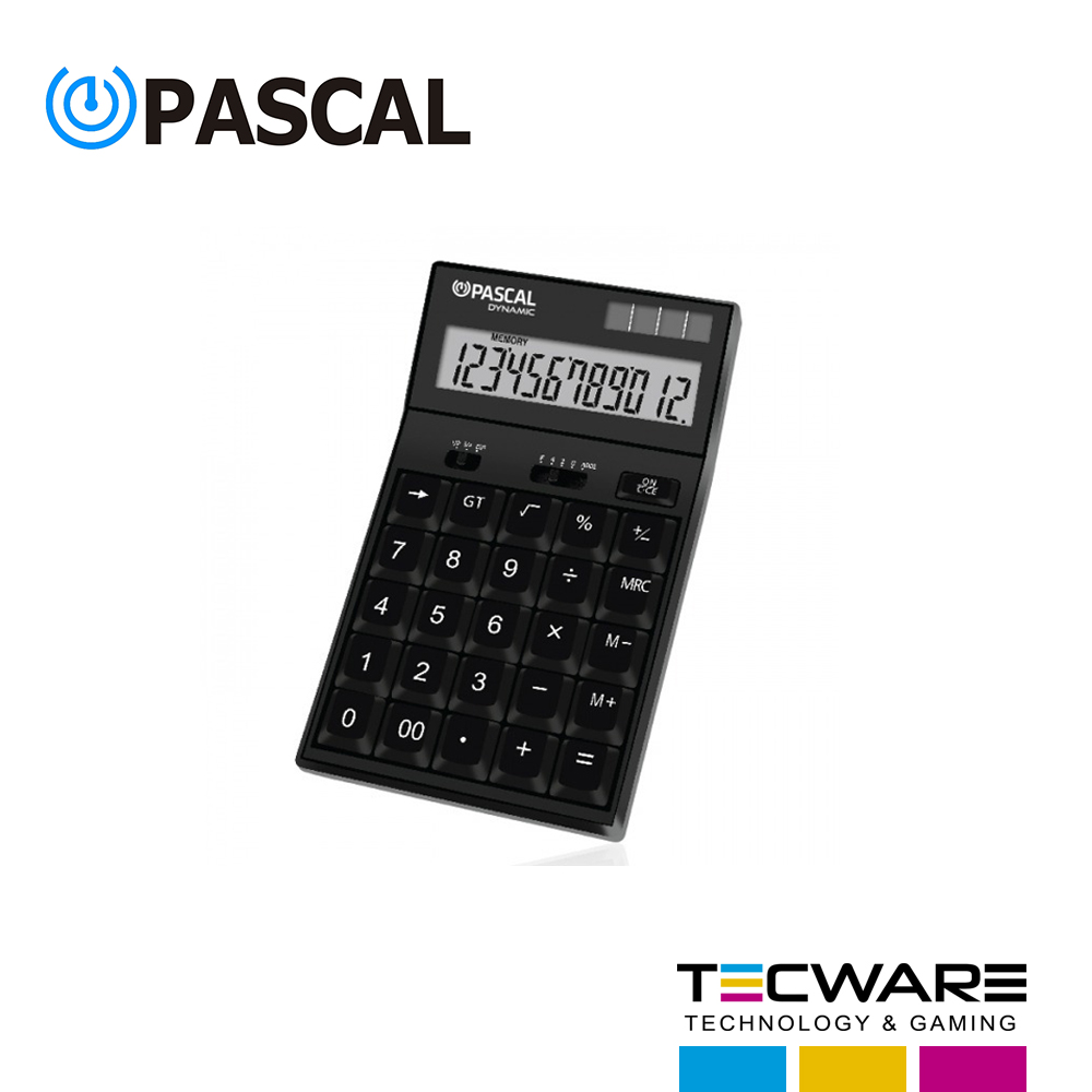 CALCULADORA PASCAL DYNAMIC PS202