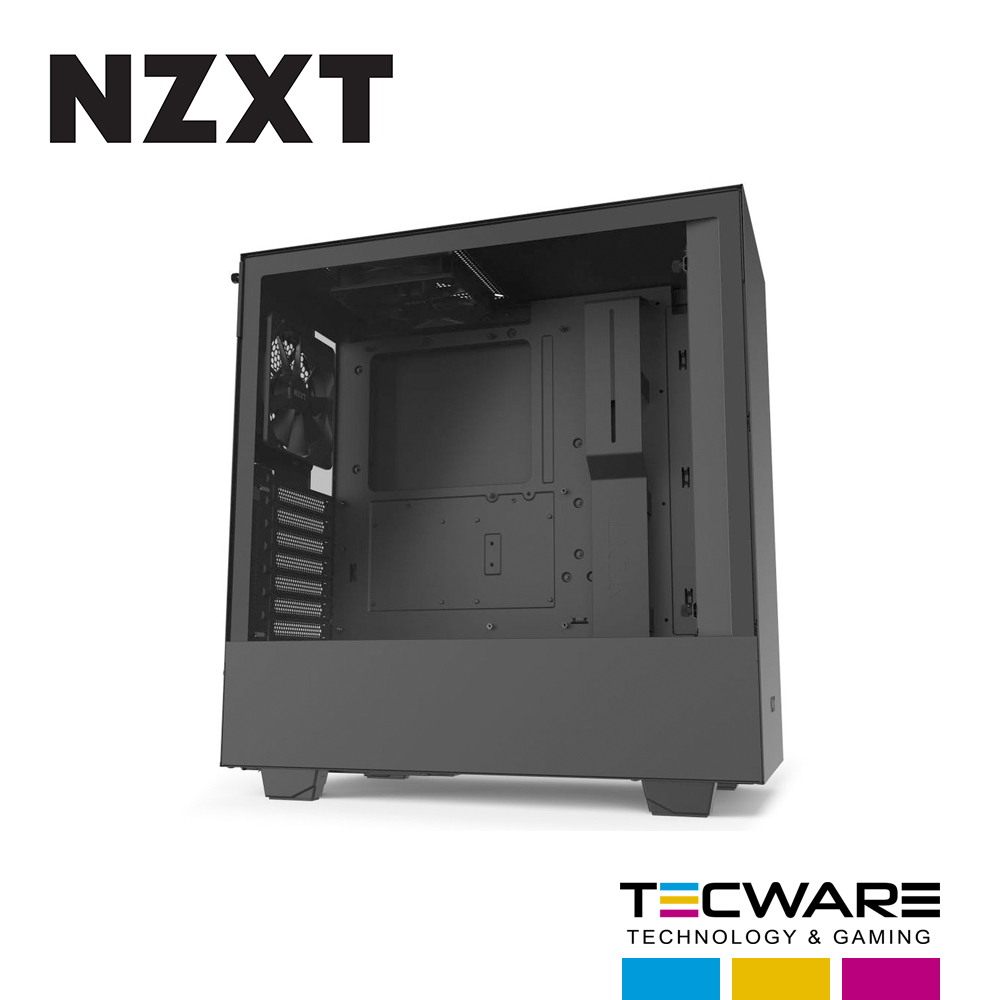 CASE NZXT H510  BLACK MID TOWER S/ FUENTE