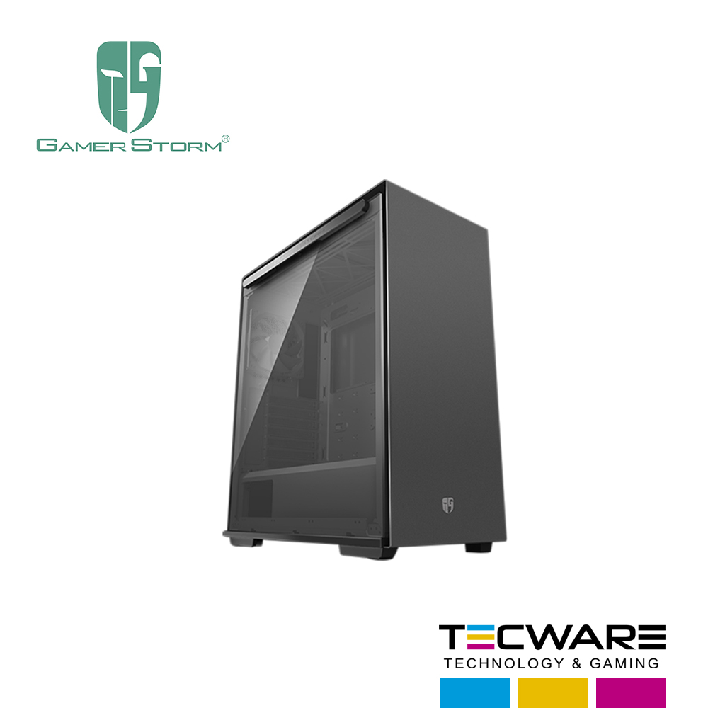 CASE GAMER STORM MACUBE 310 BK GAMER MID TOWER