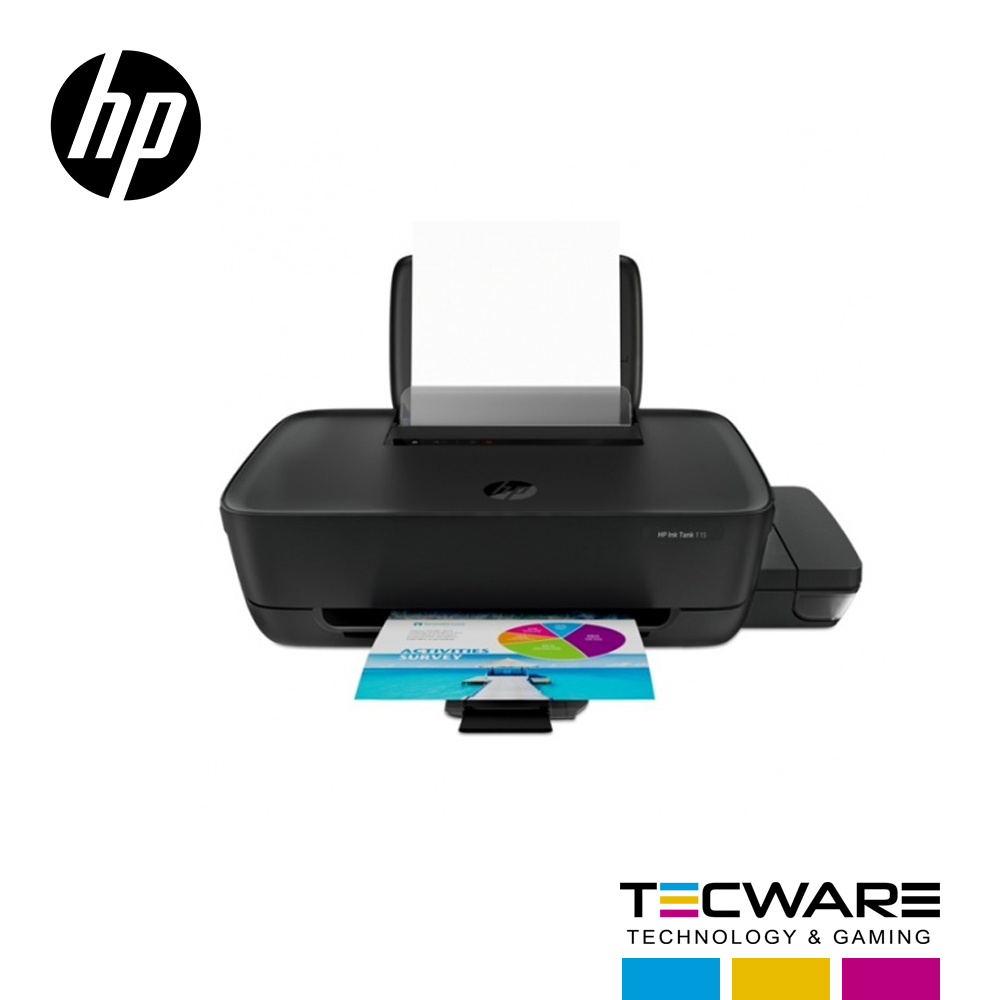 IMPRESORA HP INKTANK 115 COLOR