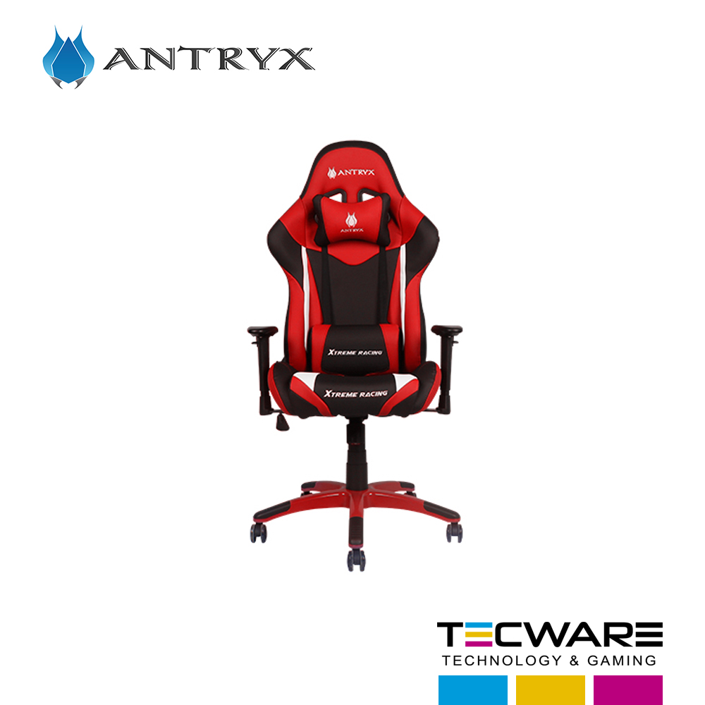 SILLA GAMING ANTRYX XTREME RACING SIGNATURE RED 4D