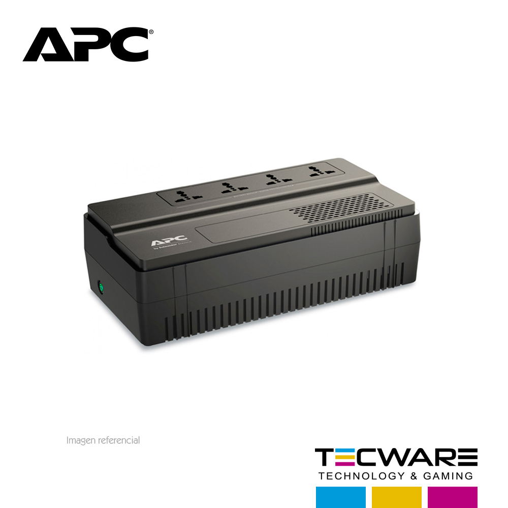 UPS EASY APC BV1000I-MS 600W UNIVERSAL OUTLET