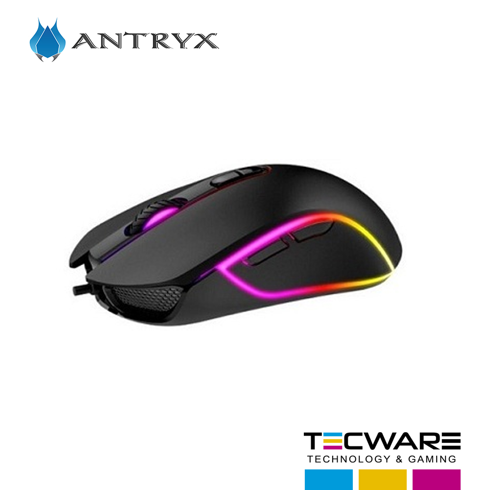 MOUSE ANTRYX CHROME STORM M630U DPI 4200 GAMING