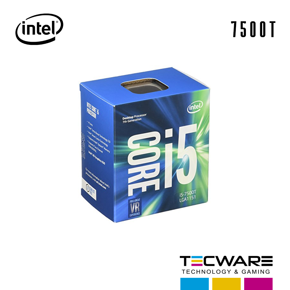 PROC. INTEL CORE I5 7500T UP TO 3.30 GHZ