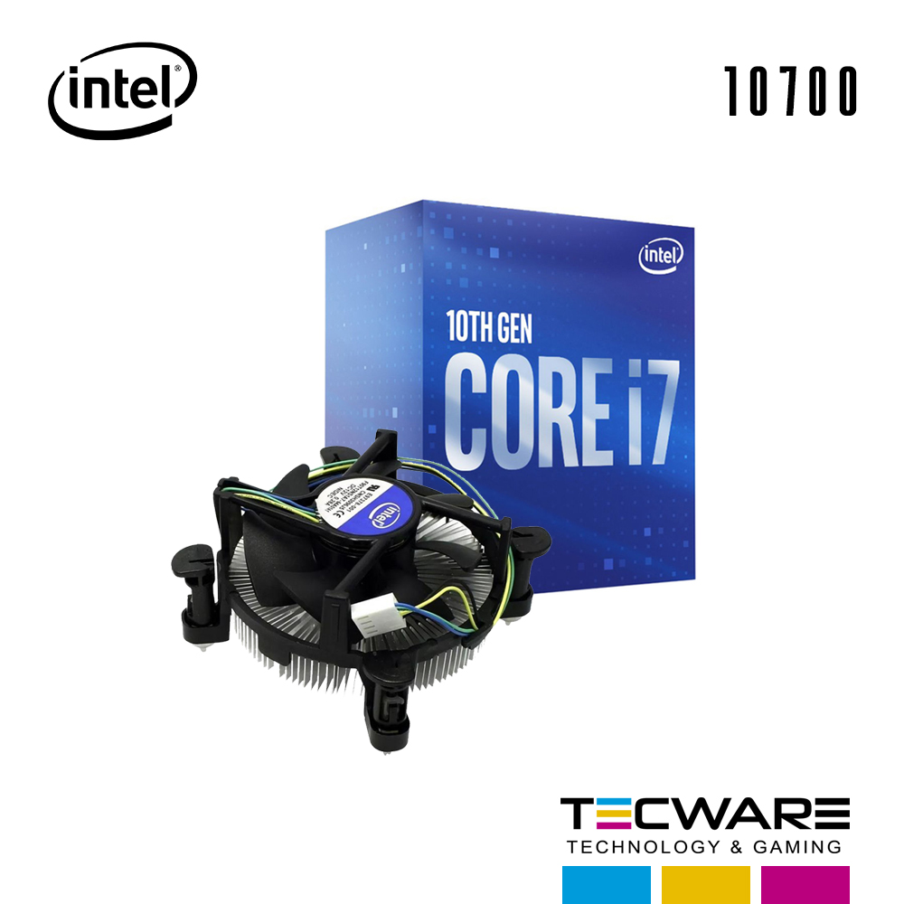 PROC. INTEL CORE I7 10700  2.90 GHZ 16MB LGA1200