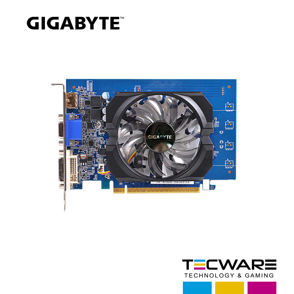 TARJ. VIDEO GIGABYTE GT730 2G GDDR5