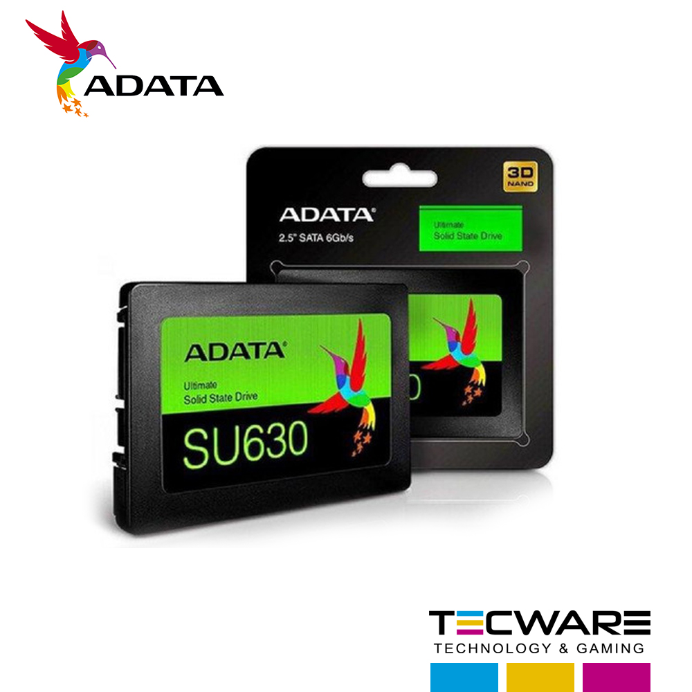 DISCO SOLIDO ADATA ULTIMATE SU630 240GB SATA 2.5